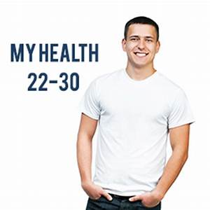 Young Adulthood Health, Ages 22-30 - Canadian Men's Health ...
