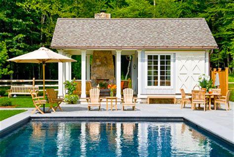 custom pool house design plans ideas pictures