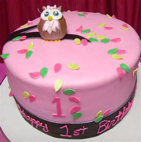 owl birthday cake owl cakes decoration ideas birthday cakes