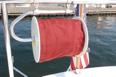 Sailboat Stern Tie by Steve S American Tug News Stern Tie Reel