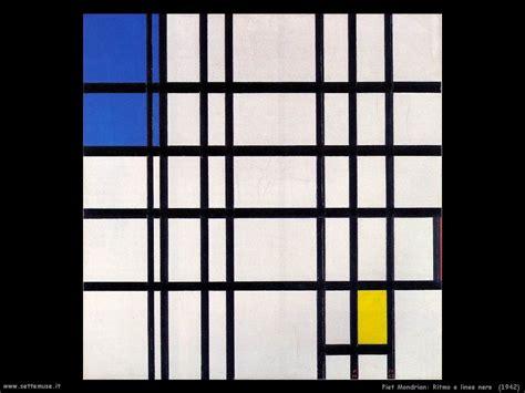 Piet Mondrian by Piet Mondrian Pittore Biografia Opere Quadri Settemuse It