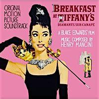 diamants sur canap 233 la bo musique de henry mancini breakfast at s soundtrack