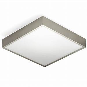 Deckenlampe Badezimmer Led : ip44 quadratische badezimmer deckenleuchte casa lumi ~ Markanthonyermac.com Haus und Dekorationen