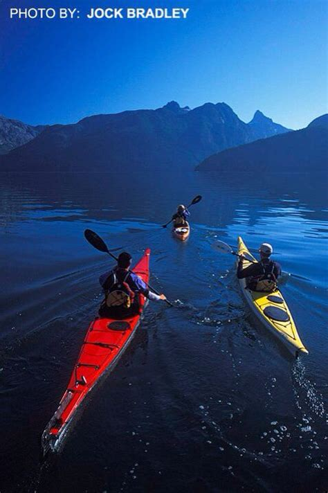 adventures in a kayak are more than reaching a destination canoe kayak cing