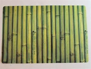 Platzsets Kunststoff Abwaschbar : 2er set platzset buddha bambus tischset neu untersetzer kunststoff abwaschbar ebay ~ Markanthonyermac.com Haus und Dekorationen