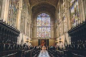 Wedding in Kings College Chapel Cambridge Photography