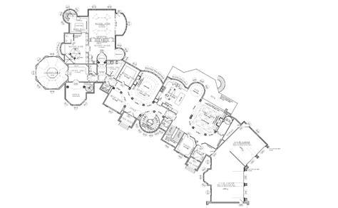 mansions more partial floor plans i designed