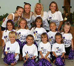 Cheer camp teaches young girls enthusiasm, life lessons As ...