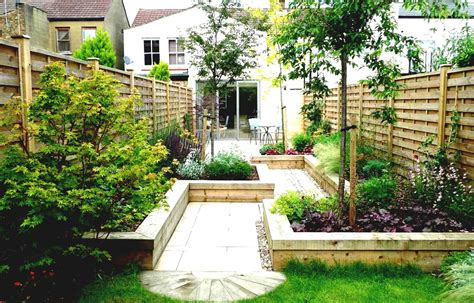 House Front Side Small Garden Design Modern Yard Vegetable