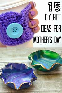 15 DIY Mother's Day Gift Ideas - Amy Latta Creations