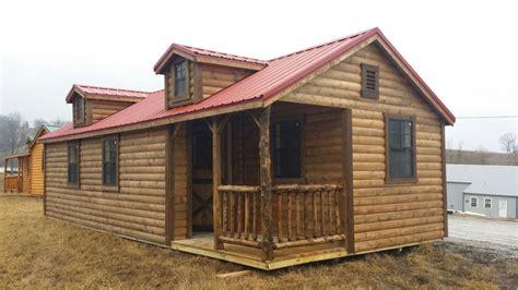 amish built storage sheds kentucky wildcat barns middlesboro ky amish log cabins