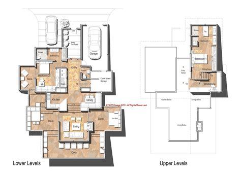 mcm design modern house plan 2