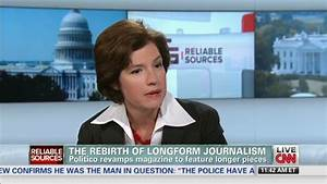 The rebirth of longform journalism – Reliable Sources ...