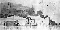 Tow Boat Us Savannah Ga by Confederate Ships Css Beauregard 1861 1864