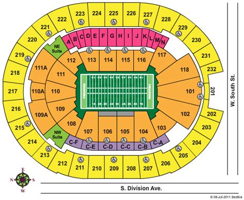 amway center box office amway center seating chart football