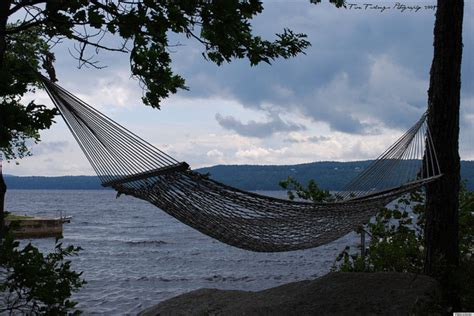 The Benefits Of Sleeping In A Hammock Explained By