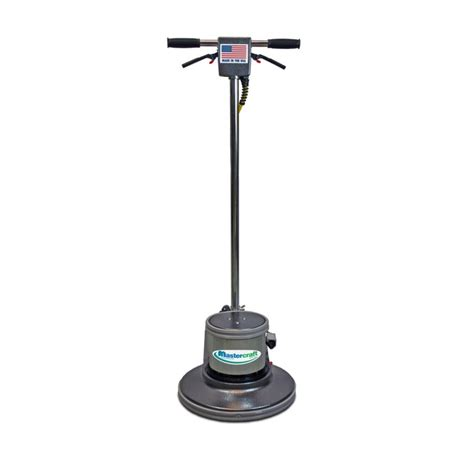 Hardwood Floor Polisher Buffer by Mastercraft 17 Inch Swing Buffer