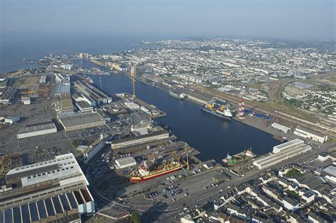 grand port maritime de nantes nazaire port de