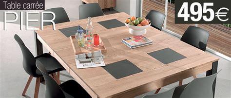 stunning grande table carr 233 e photos transformatorio us transformatorio us