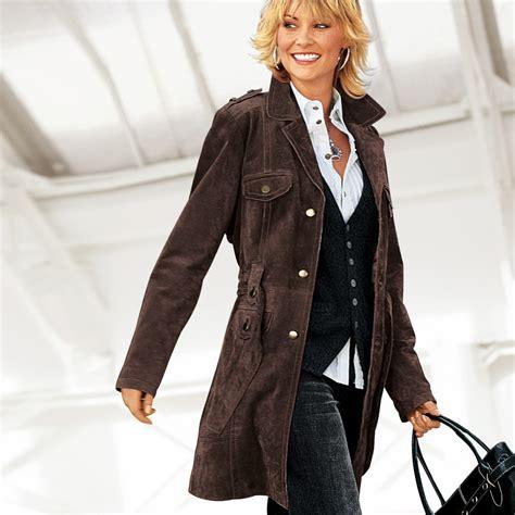 veste redingote cuir vue 1