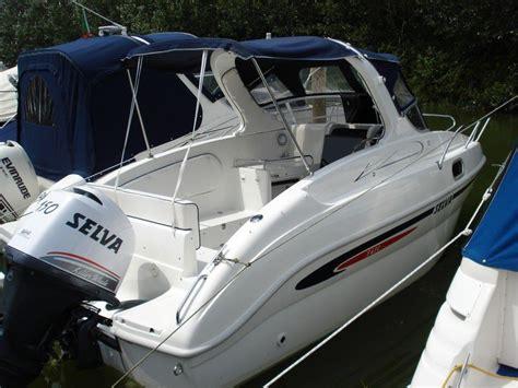 Boot Kopen Italie by Selva Saver 6 50 Sport Cabin Motorboot Dagcruiser