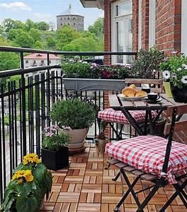 Kleine Wäschespinne Für Balkon : kleine balkon esszimmer designs coole ideen f r balkongestaltung ~ Markanthonyermac.com Haus und Dekorationen