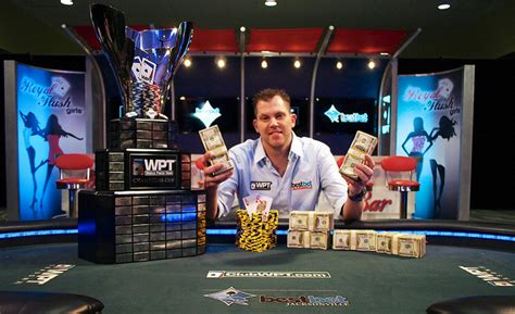 Wpt Bestbet Open Mike Linster Wins The Main Event For