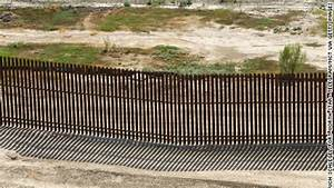 Border wall cost: Trump administration to ask for fraction ...
