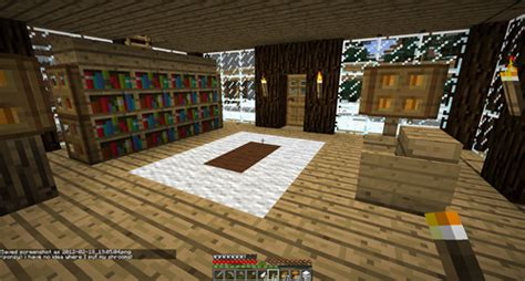 My Ultima Online Home Recreated On Minecraft