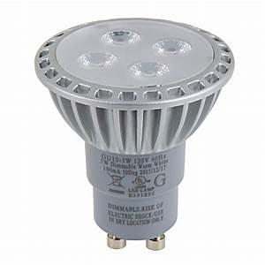 Led Spot Gu10 : gu10 led bulb 35 watt equivalent bi pin led spotlight bulb super bright leds ~ Markanthonyermac.com Haus und Dekorationen