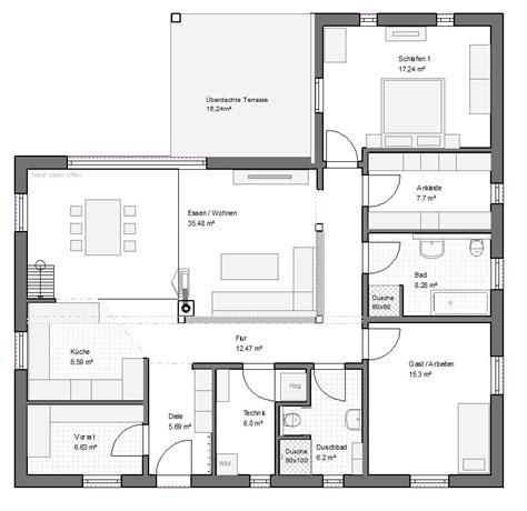 Hausbau Grundrisse  Grundrisse Für Einfamilienhäuser