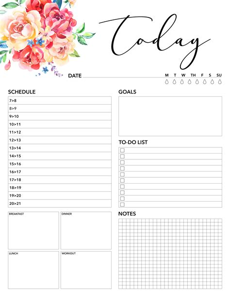 Free Printable 2018 Planner 50 Plus Printable Pages  The. Interest On Credit Cards Calculator Template. Lds Baptism Program Template. Simple Car Sale Agreement Template. Measurements For Weight Loss Chart Template. Money Spreadsheet For Spending Template. Study Abroad Essay Example Template. Birthday Messages For Dad In Heaven. Brochure Templates For Google Docs