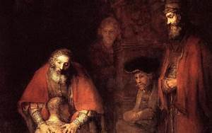 The prodigal son and his jealous brother | Thinking Faith ...