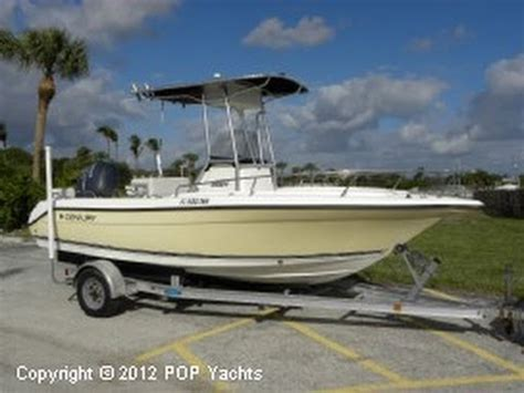 Maycraft Boats Youtube by Sold Used 2006 Century 2001 Center Console In Palm Beach
