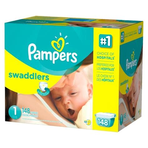 pers swaddlers diapers pack select size target