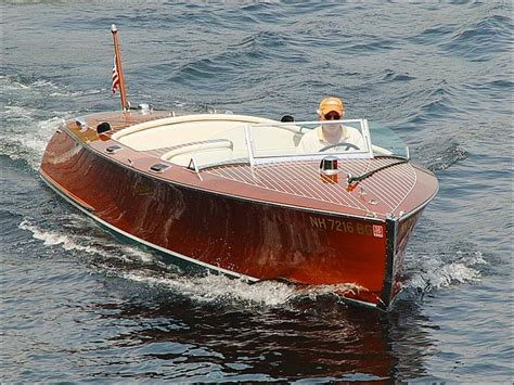 Old Wooden Boats For Sale by Old Wood Boats 2001 Hacker Antique Wooden Boat For Sale