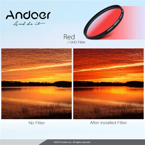 Schouw Filter by Andoer Professional 77mm Gnd Graduate End 9 2 2018 2 15 Pm