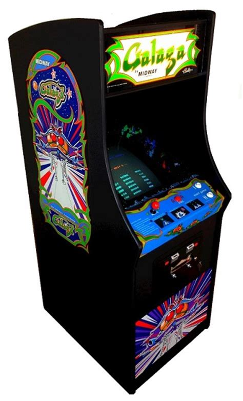arcade specialties galaga arcade for sale