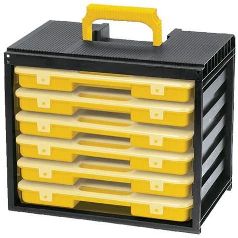 casier pvc 224 mallettes de rangement 69555310