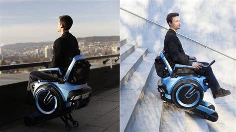 des 233 tudiants inventent un fauteuil roulant qui monte les escaliers francoischarron