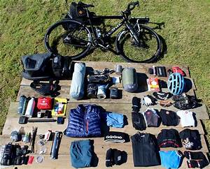 Bikepacking Kit List - The Coasts and Cols Tour Kit Round ...