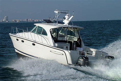 Bay Ocean Boat by Research Glacier Bay Boats 3480 Ocean Runner Power