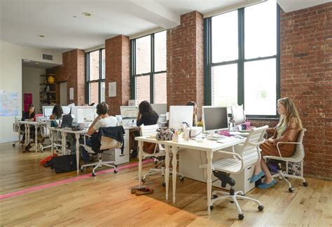 a peek inside small pr s new york city office officelovin