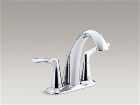 kohler k r37024 4d mistos centerset sink faucet