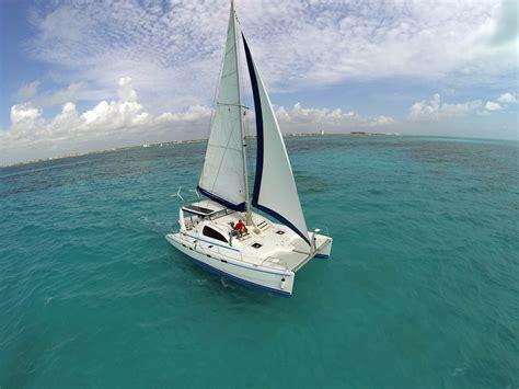 Private Catamaran Isla Mujeres by Private Catamarans In Cancun Playa Del Carmen And Riviera