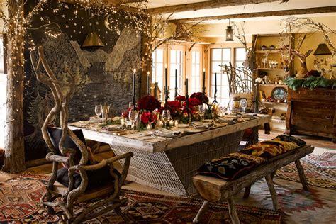 Celerie Kemble's Andirondack Treetops Home Via Harper's Bazaar