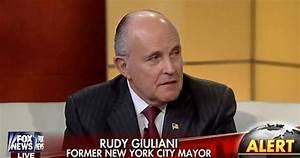 Rudy Giuliani defends de Blasio's NYC snow prep - NY Daily ...