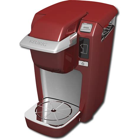 Keurig Mini Plus Coffee Brewer   Red in Coffee Makers and Accessories