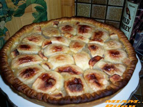 une part de bonne tarte aux pommes