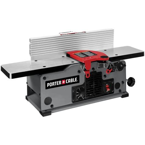 Shop Portercable 10 Ampsamp Bench Jointer At Lowescom